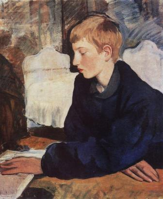 eugene-portrait-of-the-artist-s-son-1917