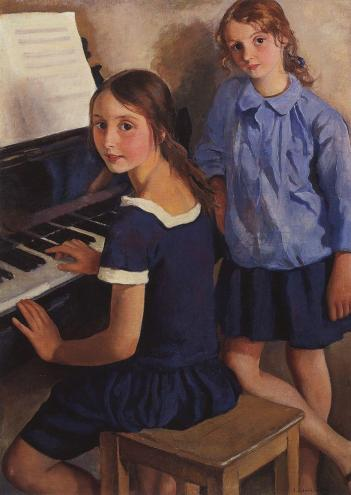 girls-at-the-piano-1922