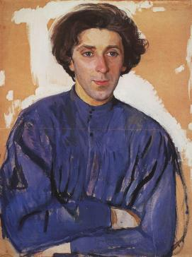 portrait-of-g-i-chulkov-1910